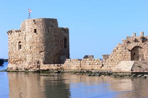 Líban_ Castell del Mar_Saida